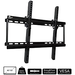 Fortress Mount TV Wall Mount for 40-75\