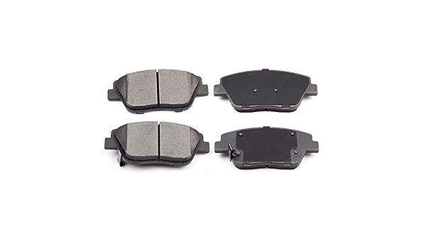 AdecoAutoParts /© Premium Front Brake Pad Kit CKD1444 for Hyundai Sonata Kia Optima 2011-2015