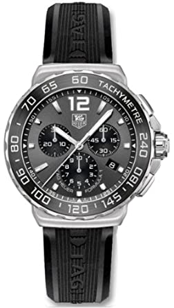 c5a937c6e9427 Image Unavailable. Image not available for. Color  Tag Heuer Formula 1  Chronograph Men s Watch