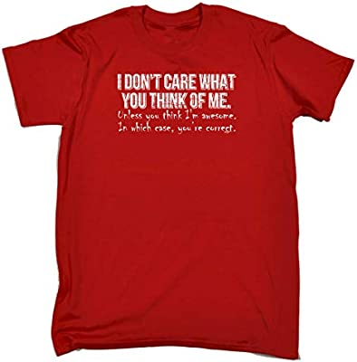 When you/'re awesome you/'re me Funny humour t shirts for ladies mens slogan gifts