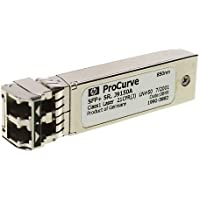 HP J9150A 10GB-LR Full-Duplex Ethernet SFP+ Transceiver Module