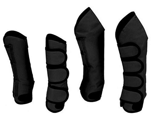 Jacks Imports Mini Pro Shipping Boots BLACK