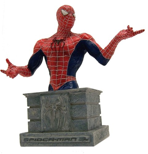 Marvel Spider-Man 3 Movie Paperweight (Movie Man 3 Spider Paperweight)