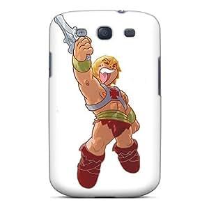 CTU5111qbyk Case Cover, Fashionable Galaxy S3 Case - He Man