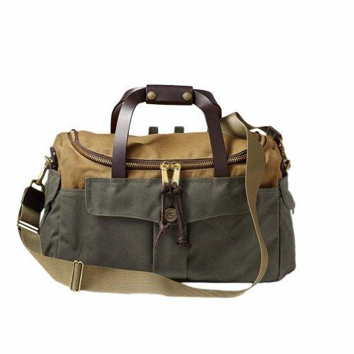 Filson 70073 Original Sportsman Bag - Heritage - Tan/Otter Green ()