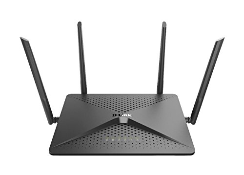 D-Link EXO AC2600 MU-MIMO Wi-Fi Router – 4K Streaming and Gaming, With USB Ports (DIR-882) by D-Link