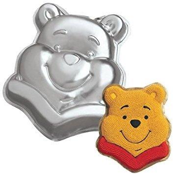 Wilton Cake Pan: Pooh Face (2105-3004, 2001)