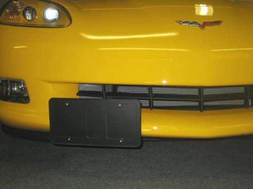 - Corvette Central 1997-2013 Show N Go Front Mount License Plate Bracket - Manual