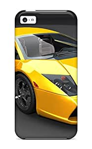 Premium Lamborghini Murcielago 26 Heavy-duty Protection Case For Iphone 5c
