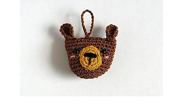 Crochet bear amigurumi pattern | Amiguroom Toys | 350x600