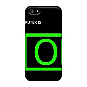 Forever Collectibles You Pc Is On Hard Snap-on iphone 6 plus Case