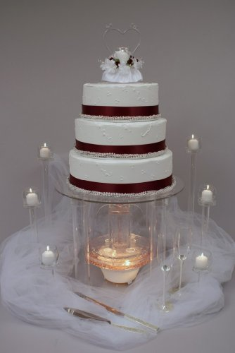 Acrylic Cake Stand / Fountain Stand