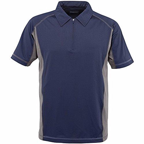 "Mascot Polo-shirt ""Parla"", 1 Stück, XL, marineblau/anthrazit, 50006-826-01888-XL"