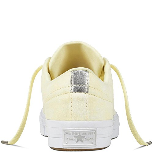 Lifestyle Vapor One Gelb Fitnessschuhe Erwachsene OX Converse Vapor Lemon Cotton 758 Unisex Star Lemon PtqFHEw