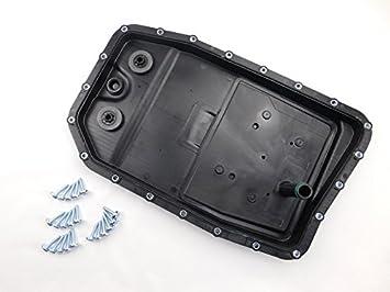 Transmisión automática ölwanne con filtro para BMW ZF GA 6hp26 Z 6 velocidades 5 unidades E60 E61: Amazon.es: Coche y moto