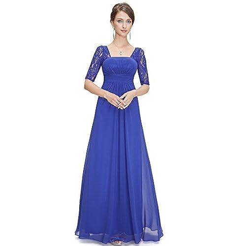 Semi Formal Dress Saphire