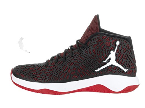 Fly White Black Red Shoes Jordan Basketball gym Mens Ultra fUEqEO