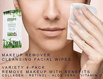 ... Towelettes - Hypoallergenic & Dermatologist Tested Make up Remover - Oil & Fragrance Free, toallitas desmaquillantes (40 wipes per pack): Beauty