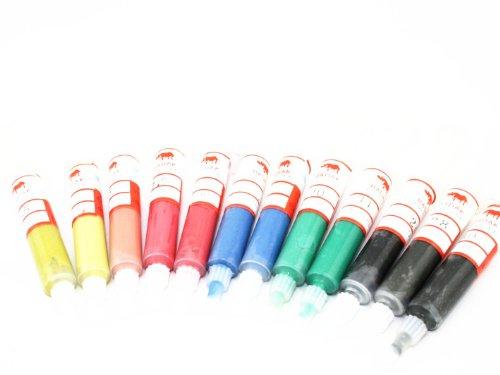 Autek W14(14MICRON) Diamond Polishing Lapping Grind Paste Compound Syringes for (14w Diamond)