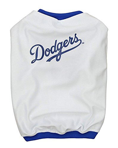 (Sporty K9 MLB Baseball Dog Jersey, Los Angeles Dodgers Small)