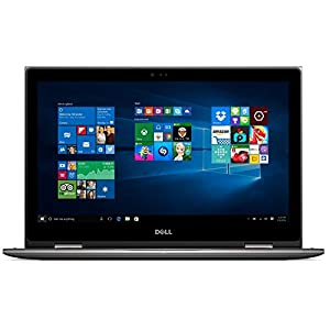 "Dell Inspiron 5000 15.6"" Convertible 2-in-1 FHD Touchscreen Laptop, 7th Intel Core i5-7200U Processor, 8GB DDR4 RAM, 1TB HDD, Bluetooth, HDMI, 802.11AC, Win 10"