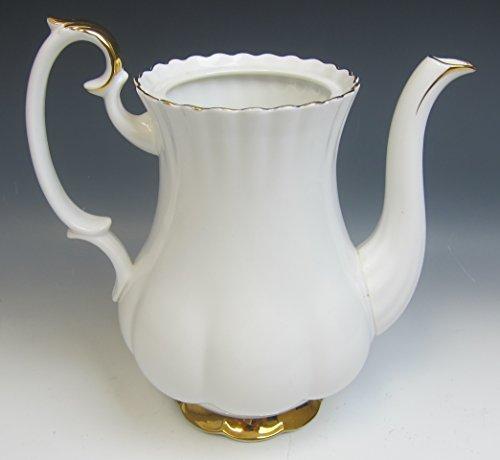 Royal Albert VAL D'OR Coffee Pot No Lid EXCELLENT (Coffee Pot Dor)