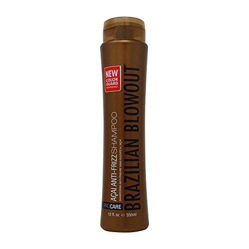 Price comparison product image Brazilian Blowout Acai Anti Frizz Shampoo,  12 Ounce