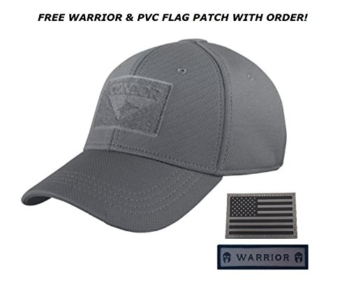 Condor Tactical Graphite Warior Patch product image