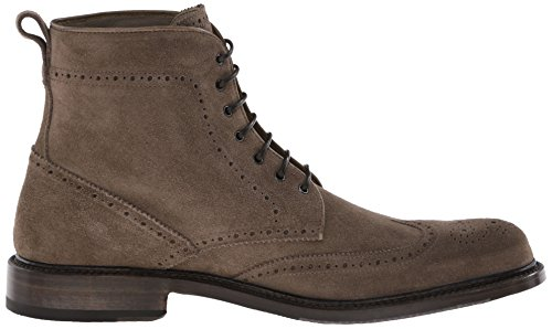 Aquatalia Mens Boot Forrest Dark Taupe