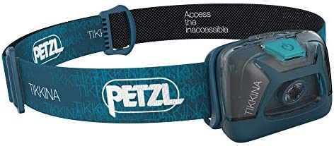 PETZL – TIKKINA Headlamp, 150 Lumens, Standard Lighting