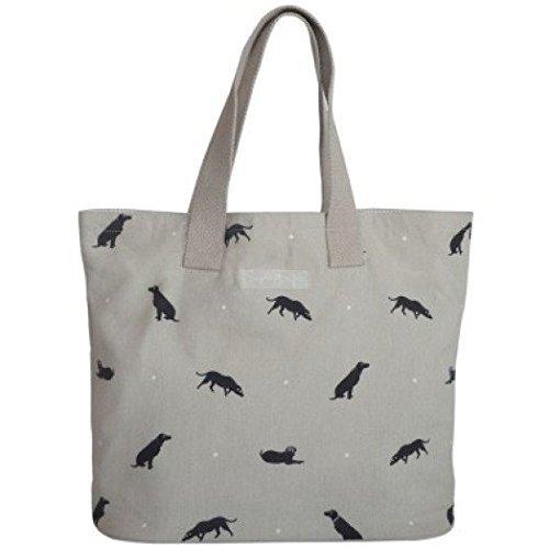 Sophie Allport Everyday Shoulder Bag - Labrador Design by Labrador