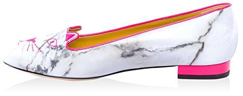 charlotte-olympia-womens-kitten-flat-white-marble-print-365-m-eu-65-m-us
