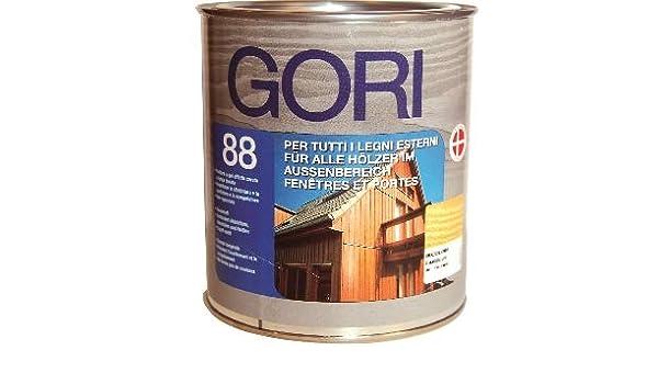 GORI 88 – 381 OCRA 2,5 L – Pintura de acabado cubriente para todas ...