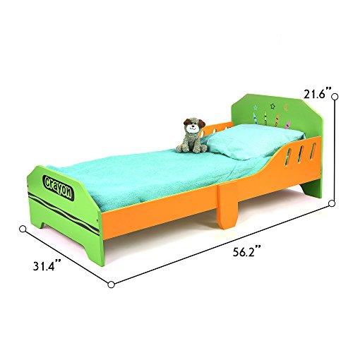 Bebe Style Premium Kids Bedroom Furniture Wooden Toddler Bed