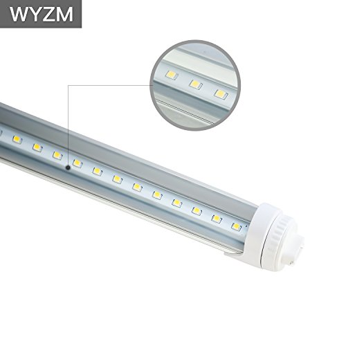 Wyzm 40w Recessed Double Contact R17d Base T12 Led Tube