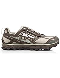 Altra AFW1855F Women's Lone Peak 4.0 Trail Running Shoe, Gray - 9.5 B(M) US