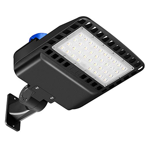 Led Parking Lot Light 100w 13000lm Flood Barn Yard Wall