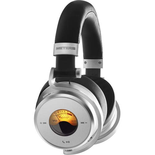 Meters OV-1-B-CONNECT Noise-Canceling Wireless Over-Ear Headphones (Black)