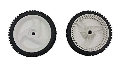 (194231x427 532403111 194231x460 (2)Craftsman Front Drive Wheels & fits Husqvarna)