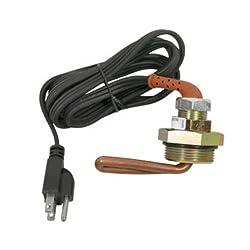 "5B633 One 1 5/8"" Frost Plug Heater 1000 Watt"