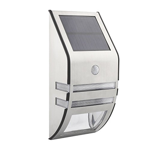 Deckey Solar Light, Wireless Bright Solar Power...