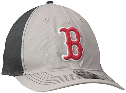 MLB Boston Red Sox Umbra Closer Stretch Fit Hat, One Size St