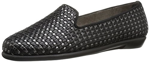Combo Betunia Met BLACK Loafer Women's Aerosoles XzqUPP