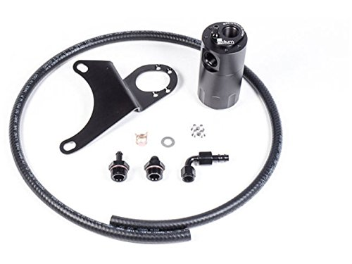 Radium Engineering Crankcase Catch Can Kit for 2003-07 Mitsubishi EVO VIII ()