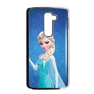 Frozen Princess Elsa Cell Phone Case for LG G2