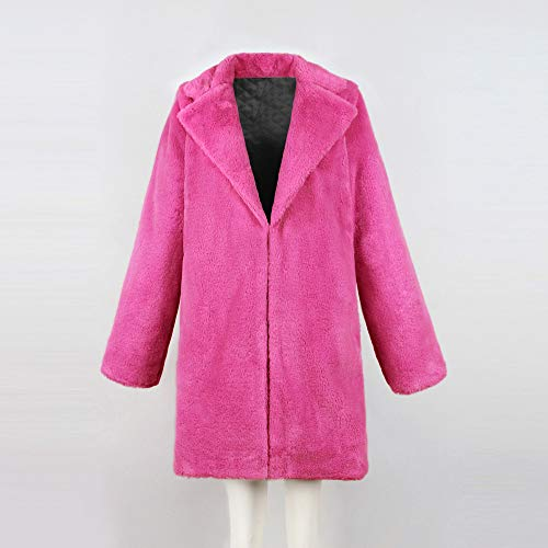 Jackets Invierno Ropa Rebajas Mujer Mujer Abrigos Rojo Caliente Ashop Chaquetas Cremallera Rosa ZzqIw