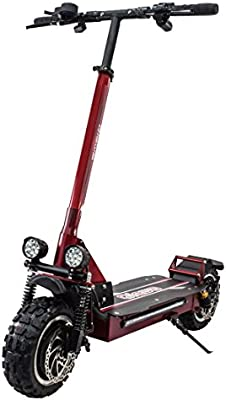 Qiewa Qpower Electric off-road Scooter 1200W Duble Motor ...