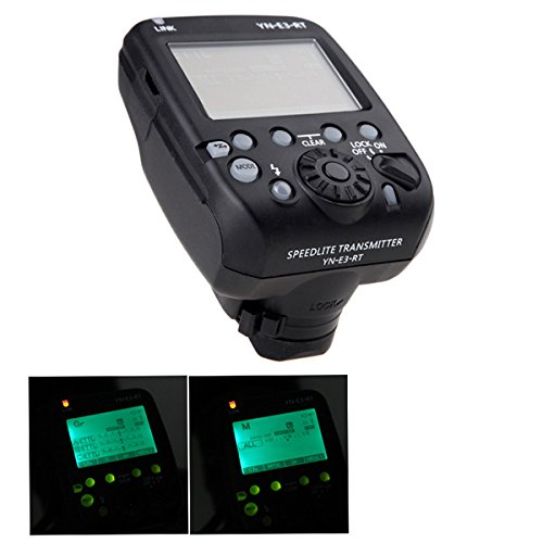 2014 NEW YN-E3-RT Yongnuo Flash Speedlite Transmitter Compatible with 600EX-RT for Canon DSLR Camera Generic