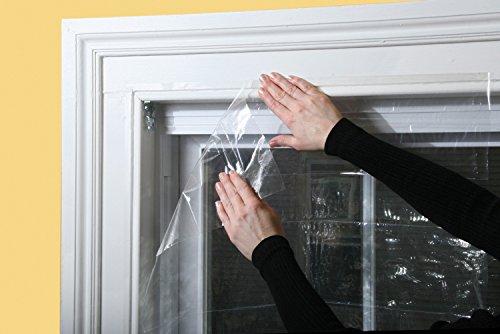 Insulate those drafty windows