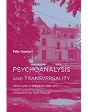 Psychoanalysis and Transversality: Texts and Interviews 1955–1971